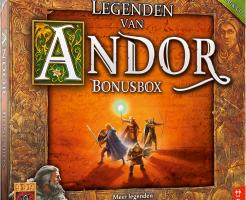 De Legenden van Andor: Bonusbox