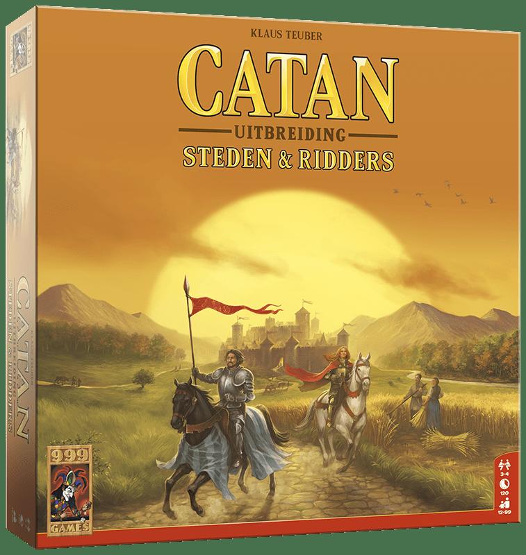 Catan Steden en Ridders Doos