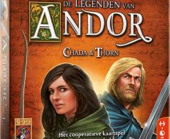 De Legenden van Andor: Chada en Thorn