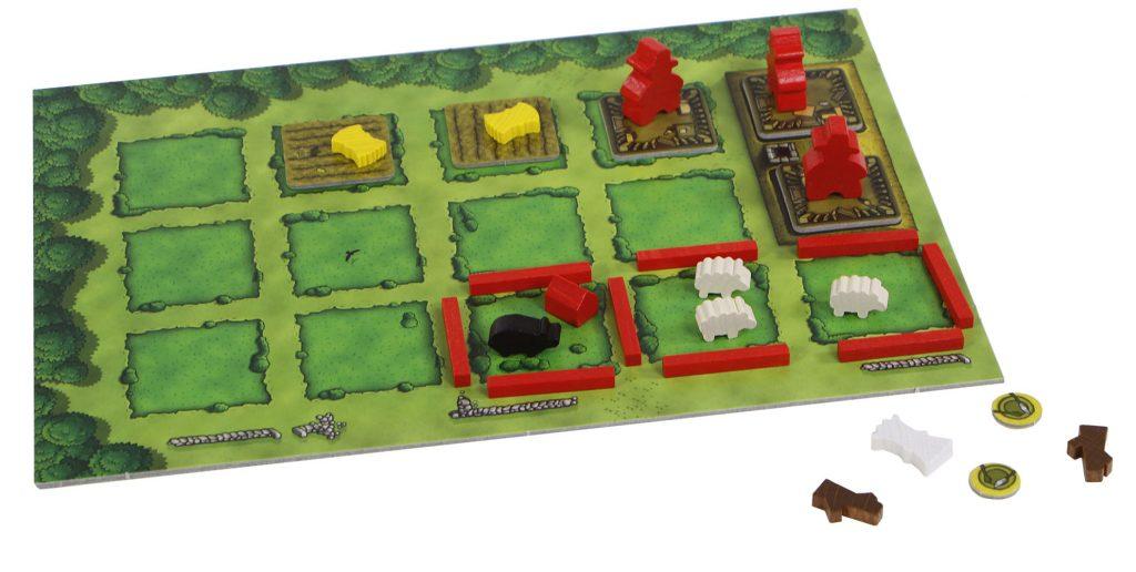 Agricola speelbord