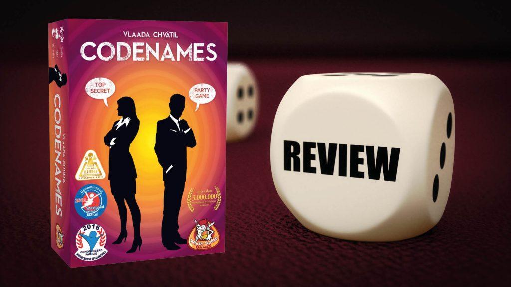 Codenames Review