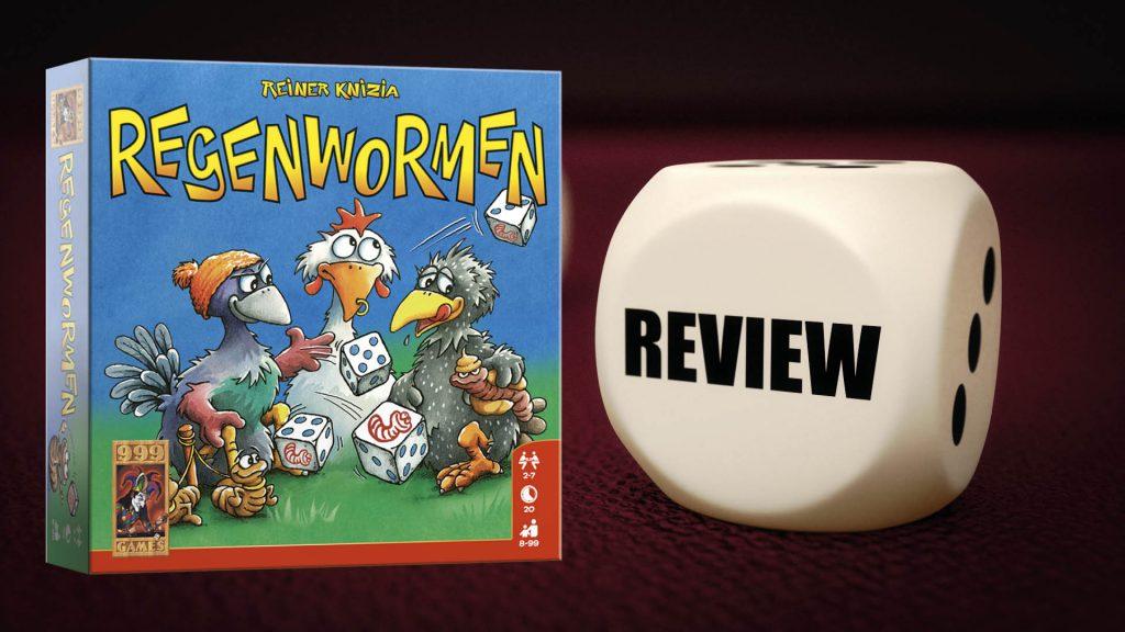 Regenwormen Review