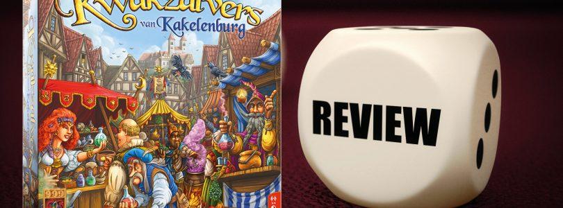 De Kwakzalvers van Kakelenburg Review