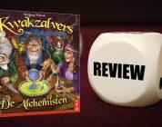 De Kwakzalvers van Kakelenburg: De Alchemisten Review