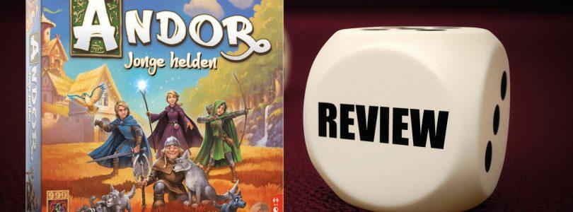 De Legenden van Andor: Jonge Helden Review