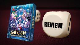 GANG UP! Een crimineel leuk kaartspel!