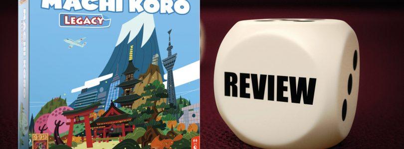 Machi Koro Legacy Review