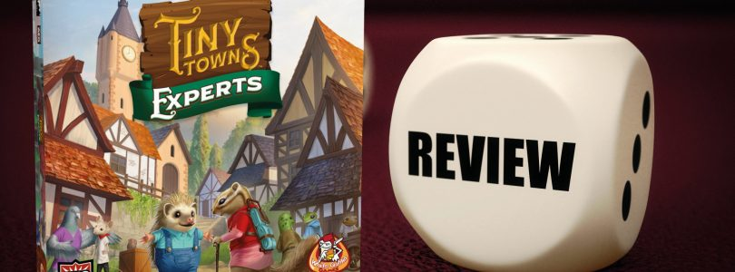 Tiny Towns: Experts Review