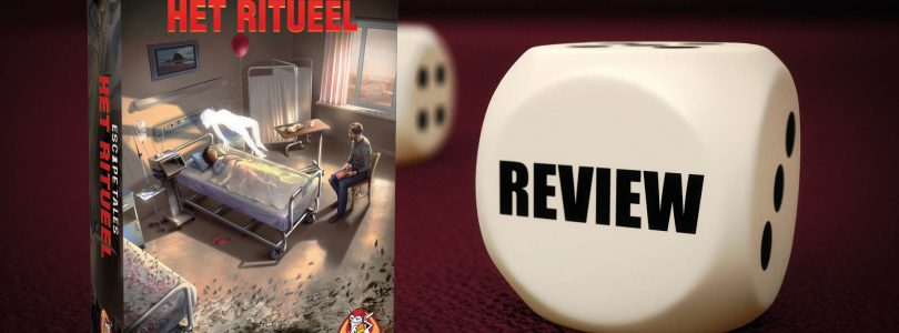 Escape Tales: Het Ritueel Review