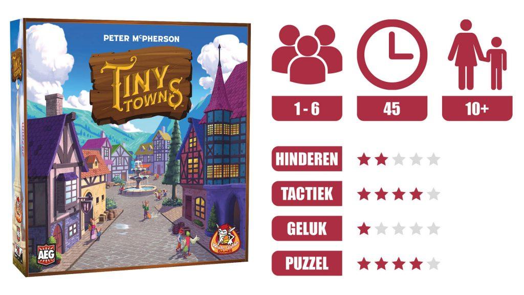 tiny towns speleigenschappen