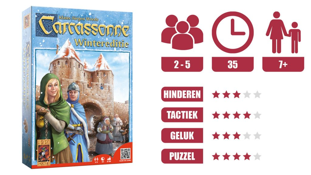 carcassonne wintereditie speleigenschappen