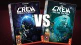 Wat is het verschil tussen De Crew en De Crew Missie Diepzee