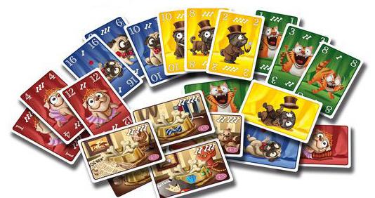 Mopsen speelkaarten