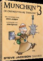 Munchkin 3: De Onfortuynlijke Theoloog