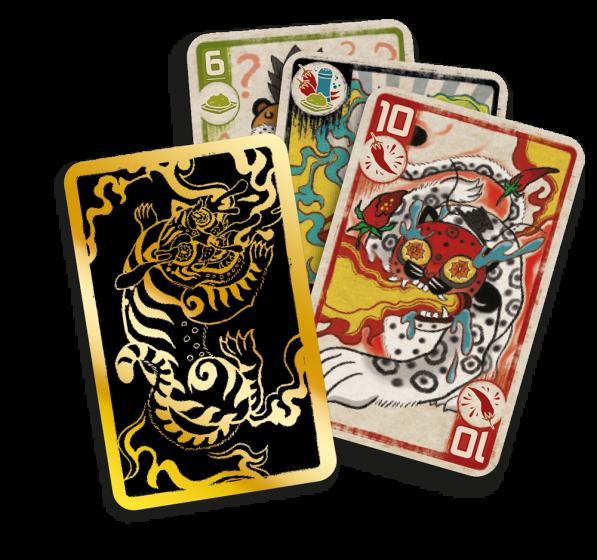 spicy speelkaarten
