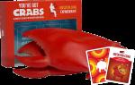 You've Got Crabs Uitbreiding